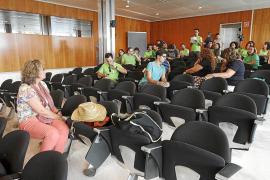 Vicent Serra ve «complicado» votar contra el TIL en el Parlament como le piden los docentes