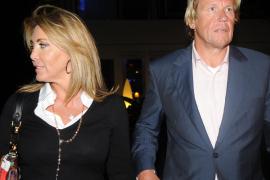 Norma Duval y Matthias Kühn pasean su amor por Jerez