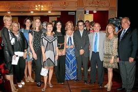 Entrega de los Premis Consell de Mallorca a la Solidaritat en el Teatre Principal.