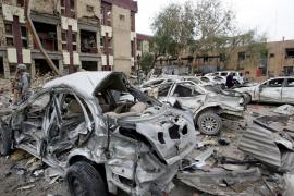 Irak acusa a Siria y a Arabia Saudí de financiar la cadena de atentados del martes en Bagdad