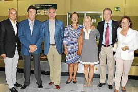 Los clubes rotarios de Mallorca presentan la campaña 'Pongamos fin a la polio'