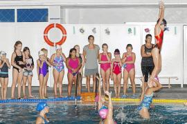 Una olímpica en Formentera