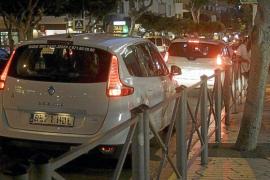 «Para ser taxista de noche hay que estar muy bien de la cabeza»