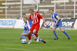 La Peña se jugará 'los cuartos' con el filial del Almería