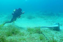 En Formentera la gran mayoría de las infracciones en espacios protegidos son por fondeos iregulares
