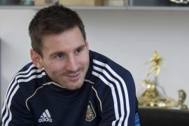 Un arquitecto valenciano construirá una casa en forma de balón para Messi