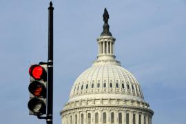 Cerrado el Congreso de EEUU tras escucharse disparos fuera del edificio