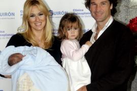 Carlos Moyá y Carolina Cerezuela esperan su tercer hijo