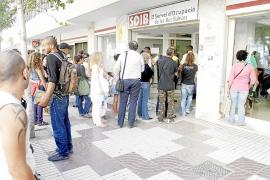 Más de 3.600 jóvenes de Balears emigraron al extranjero en 2012 para buscar empleo