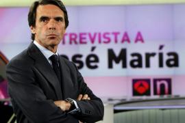 Aznar: «Hay que poner fin al desfalco de soberanía por parte del nacionalismo»