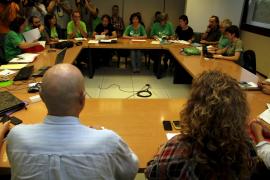Los docentes dan por acabadas las negociaciones si Educació no rectifica