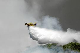 Eivissa registra esta temporada 17 incendios forestales, diez menos que en la de 2012