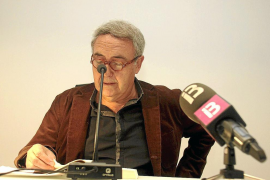 La poesía de Molina Foix toma el MACE