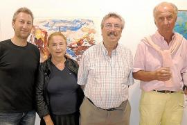 Exposición homenaje a Tudanca en galería Espai 32