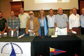 Charla-coloquio sobre la vuelta al mundo de la Asociación de Navegantes del Mediterráneo.