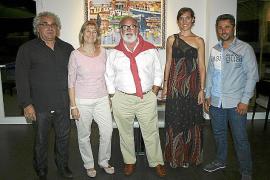 Exposición de Jesús Camargo en QuintARt