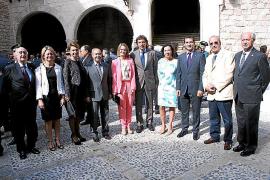 Festividad del Pilar en La Almudaina
