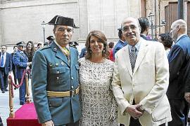 La Guardia Civil celebra la fiesta del Pilar