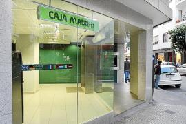 Las Pitiüses cuentan con 111 oficinas bancarias, 16 menos que hace cinco años