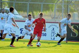 El filial del Espanyol, rival de la Peña Deportiva en la Copa