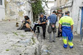 Nuevo intento para desalojar a los ocupantes del barrio de sa Penya