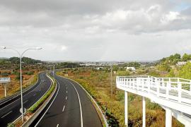 La inversión del Govern sube un 30% en Eivissa debido a los pagos en carreteras