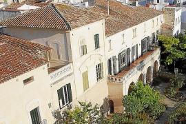Un palacio convertido en hotel