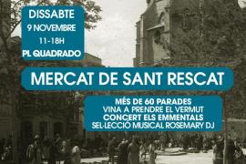 Mercado de Sant Rescat: un lugar donde todo es útil
