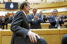 Rajoy rechaza reformar la Constitución para contentar a los nacionalistas
