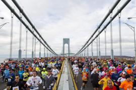 Una corredora de 86 años muere un día después de terminar el maratón de Nueva York