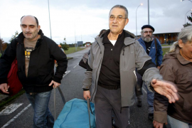El etarra Troitiño, condenado por el atentado de Hipercor, sale de la prisión