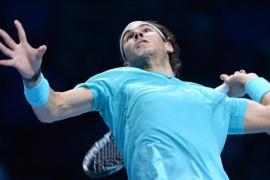 Nadal gana a Berdych y evita a Djokovic en semifinales