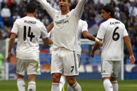 Xabi Alonso desata la versión arrolladora con hat-trick de Cristiano