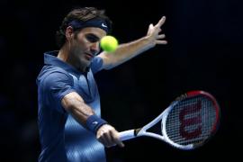 Federer aturde a Del Potro y jugará con Nadal en semifinales