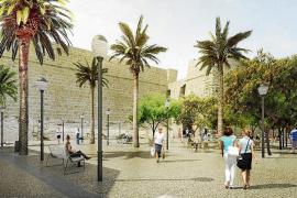 Pilar Marí dice que el proyecto conjunto para Vara de Rey y la plaza del Parque es «inasumible»