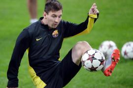 Leo Messi estará entre 6 y 8 semanas de baja