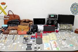 Prisión para los dos acusados de robar en al menos seis casas de Eivissa y Formentera
