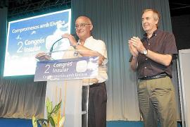 José Sala no se enfrentará a Vicent Serra para presidir el Consell