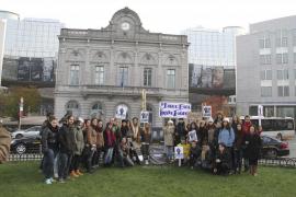 Los Erasmus españoles se movilizan contra la incertidumbre sobre las becas