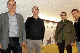 Isidor Macabich será protagonista en la peatonalización de la 'plaça del canó'