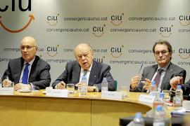 CiU reconoce que el desmarque del PSC debilita el soberanismo y refuerza a Rajoy