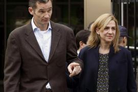 Hacienda deja al margen a la infanta Cristina de un delito fiscal con Aizoon
