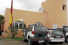 La Guardia Civil ya ha realizado 915 detenciones en Sant Antoni en este 2013