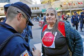 Insultar a un policía será sancionado con hasta 30.000 euros