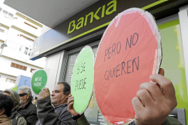 PAH asegura que la declaración de Eivissa como isla libre de desahucios «no funciona»