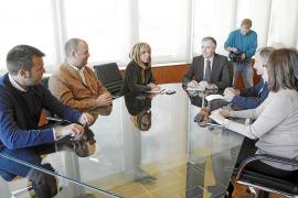 Vicent Serra ordena la salida de los buses del Cetis de forma «inmediata» y la revisión de la concesión