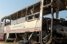 El terrorismo golpea al Ejército egipcio con la muerte de 11 soldados en el Sinaí