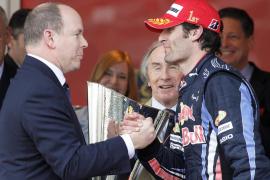 Victoria de Mark Webber en Mónaco, Shumacher sancionado y Alonso sexto