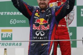 Vettel iguala, con 13, el récord de triunfos en una misma temporada de Schumacher