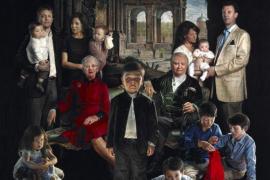 Polémica en Dinamarca por un retrato de la familia real